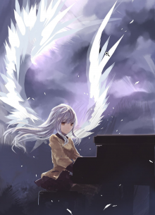 انیمه Angel Beats!