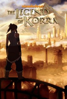 انیمیشن The Legend of Korra