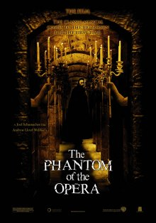 فیلم The Phantom of the Opera