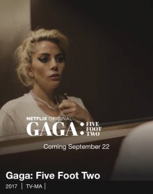 مستند Gaga: Five Foot Two