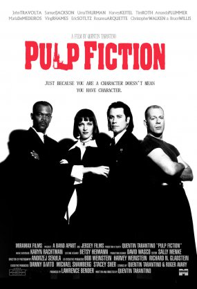 فیلم فیلم داستان عامه پسند Pulp Fiction 1994