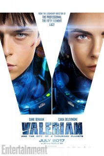 فیلم Valerian and the City of a Thousand Planets