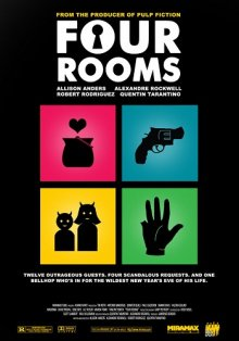 فیلم Four Rooms