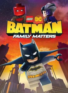 انیمیشن Lego DC Batman: Family Matters