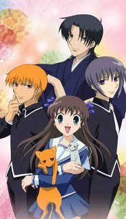 انیمه Fruits Basket